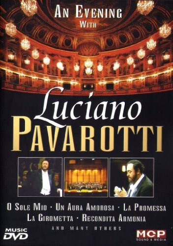 Evening with Pavarotti (Pal/ Region 2) [Import]