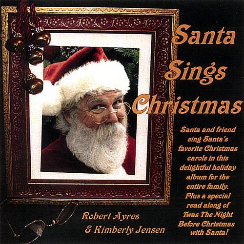 Santa Sings Christmas