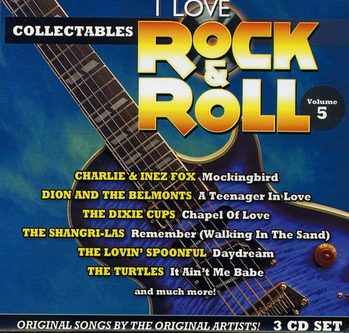 Collectables I Love Rock N Roll 5 /  Various