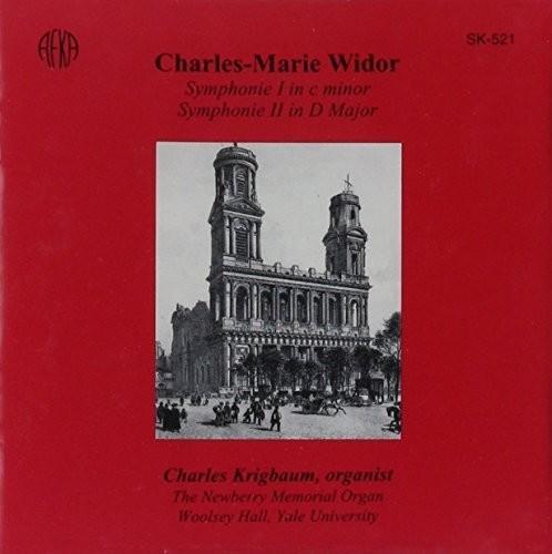 Symphonie 1 in C minor /  Symphonie 2 in D minor