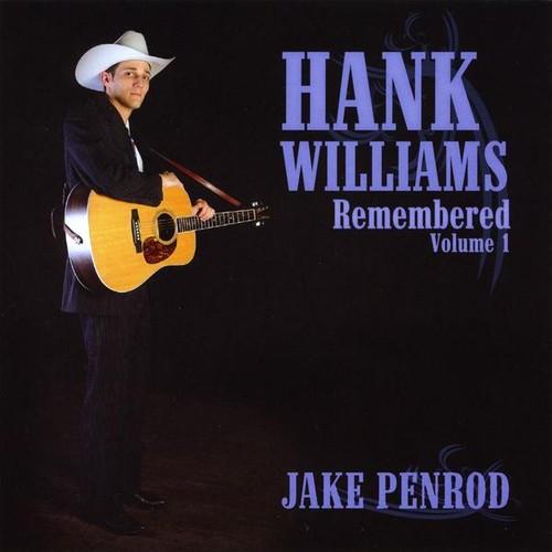 Hank Williams Remembered, Vol. 1