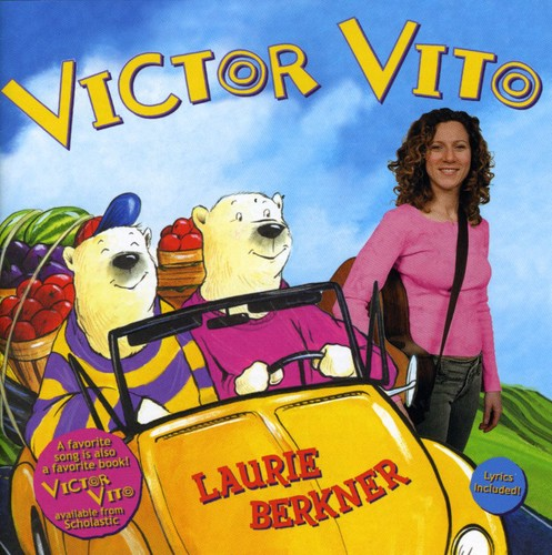Laurie Berkner-Victor Vito