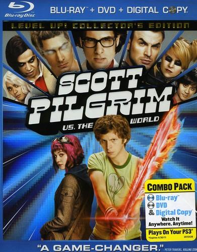 Scott Pilgrim vs. the World [Blu-ray/DVD]