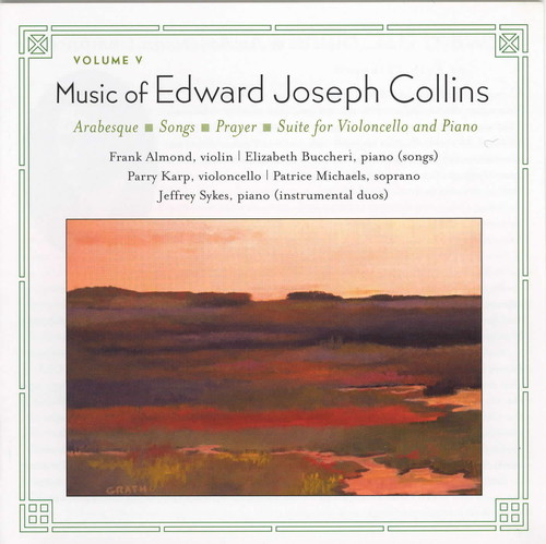 Collins, Edward : Chamber Music Vol. 5