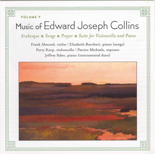 Collins, Edward : Chamber Music Vol. 5