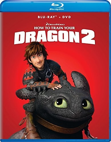 How to Train Your Dragon 2 [Blu-ray/DVD]