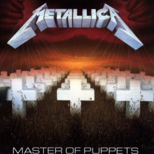 Metallica-Master of Puppets