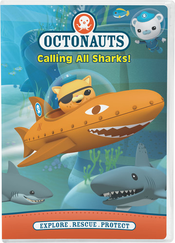 Octonauts: Calling All Sharks!