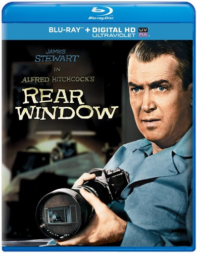 Rear Window [UltraViolet] [Blu-ray]