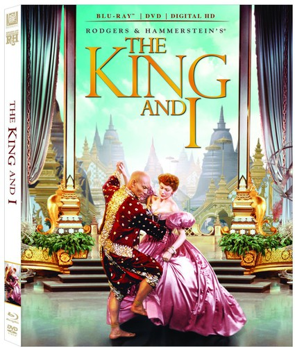 King and I [3 Discs] [Blu-ray/DVD]