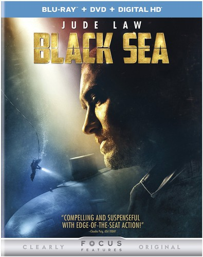 Black Sea [2 Discs] [UltraViolet] [Blu-ray/DVD]