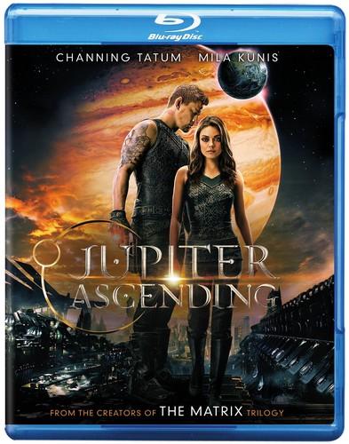 Jupiter Ascending [2 Discs] [Blu-ray/DVD]