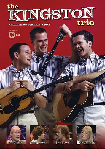 Kingston Trio & Friends Reunion 1982