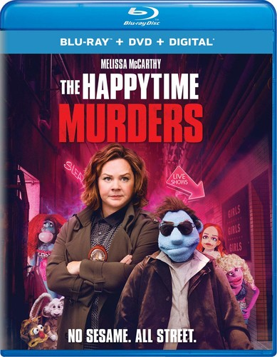 Happytime Murders [Blu-ray/DVD]
