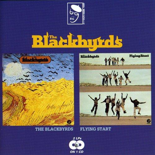 Blackbyrds /  Flying Start [Import]