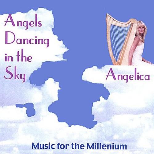 Angels Dancing in the Sky