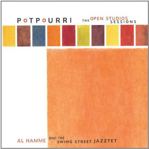 Potpourri the Open Studios Sessions