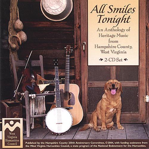 All Smiles Tonight: Anthology of Heritage Music FR