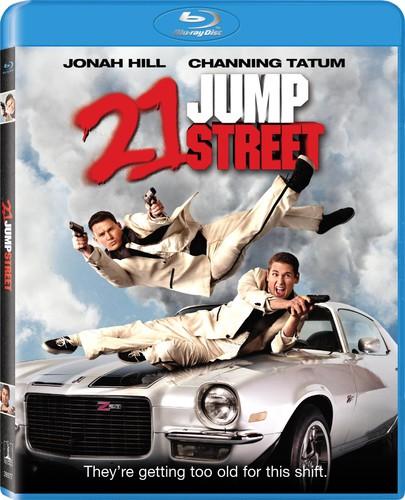 21 Jump Street [UltraViolet] [Blu-ray]