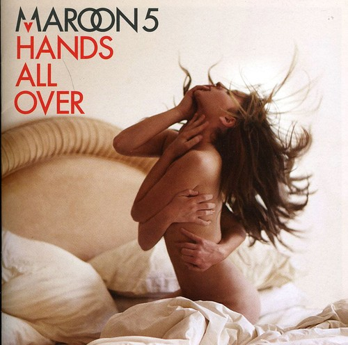 Maroon 5-Hands All Over