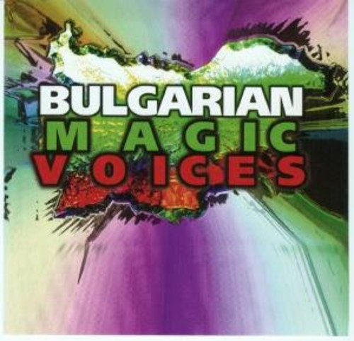 Bulgarian Magic Voices [Import]