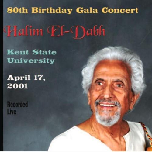 Halim El-Dabh 80th Birthday Gala Concert