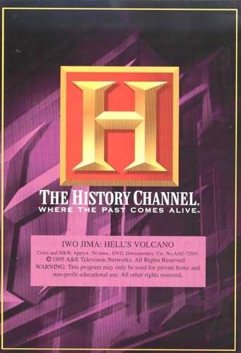 Iwo Jima: Hell's Volcano