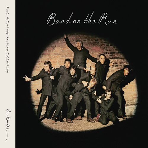 Paul McCartney & Wings-Band On The Run [2CD and 1DVD] [Remastered] [Special Edition]