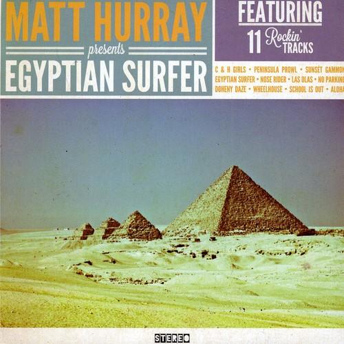 Egyptian Surfer