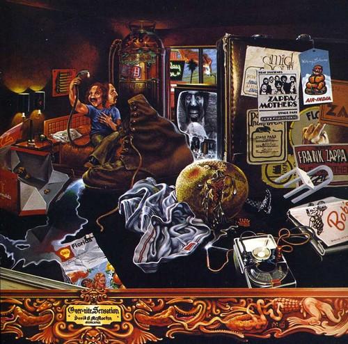 Frank Zappa-Over-Nite Sensation