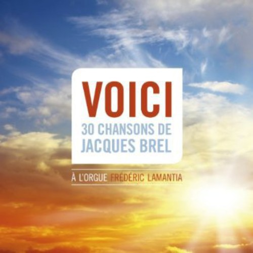 Voici: 30 Songs of Jacques Brel
