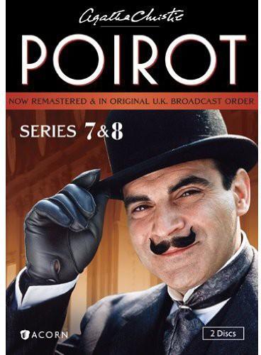 deb23c0cea8c1 Agatha Christie's Poirot: Series 7 and 8 on DeepDiscount.com