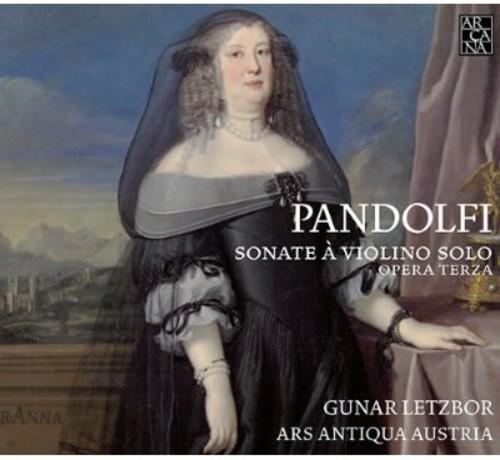 Sonate a Violino Solo /  Opera Terza