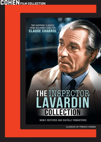 The Inspector Lavardin Collection