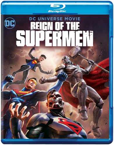 Reign of the Supermen [Blu-ray/DVD]