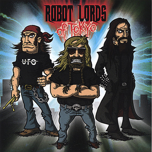 Robot Lords of Tokyo