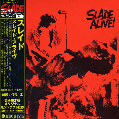 Vol. 1-Slayed Alive (Mini LP Sleeve) [Import]
