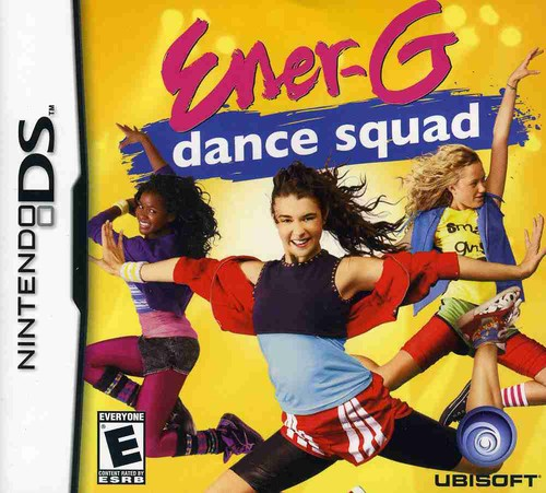 Ener-G Dance Squad for Nintendo DS