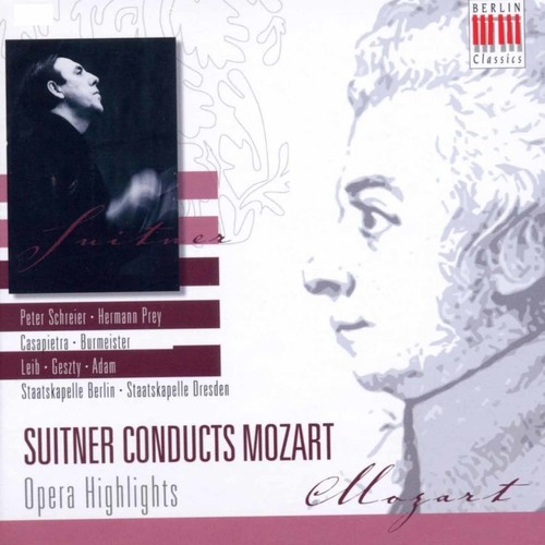 Suitner Conducts Mozart & Opera