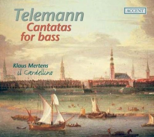Cantatas for Bass