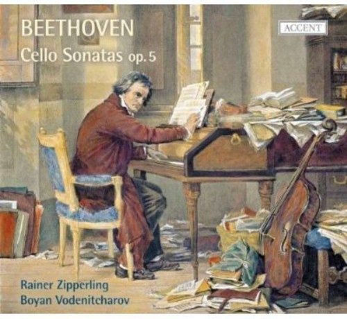 Cello Sonatas Op.5