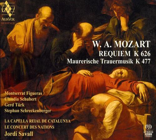 Requiem K626: Masonic Funeral Music K477