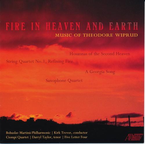 Fire in Heaven & Earth