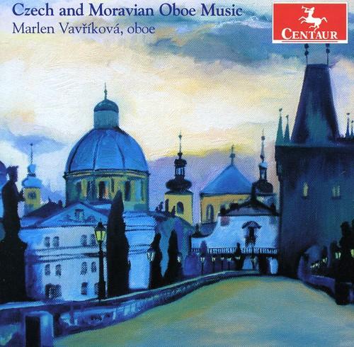 Czech & Moravian Oboe Music