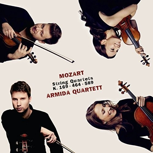 String Quartets K. 169 464 589