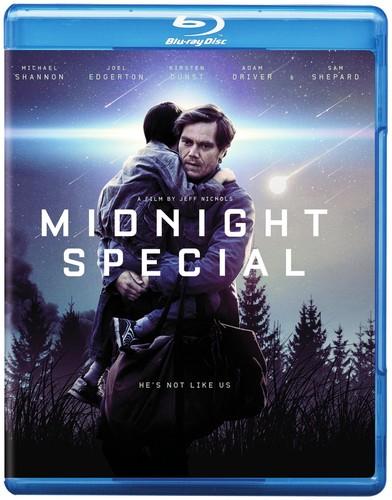 Midnight Special [UltraViolet] [Blu-ray]