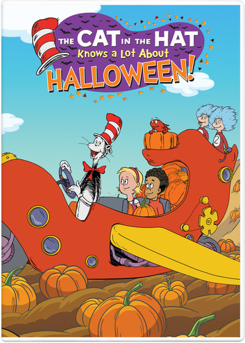 Cat in the Hat Knows a Lot About Halloween!