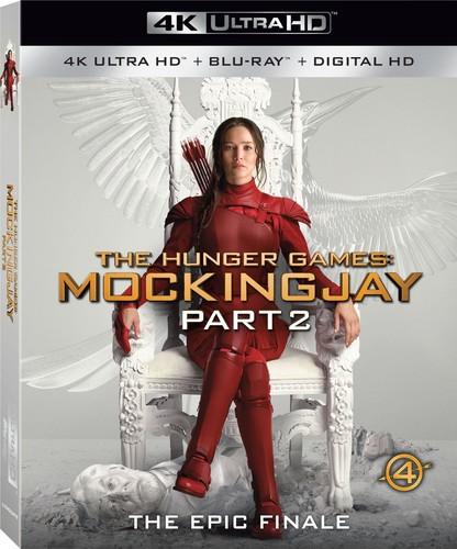 Hunger Games: Mockingjay, Part 2 [4K Ultra HD Blu-ray/Blu-ray]