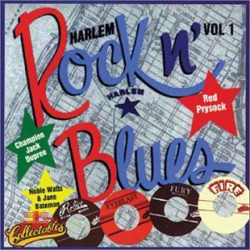 Harlem Rock N Blues 1 /  Various