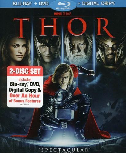 Thor [2 Discs] [Blu-ray/DVD]